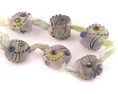lampwork beads for auction