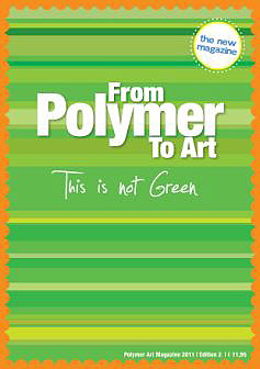from polymer to art green