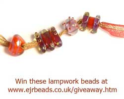 win free beads at EJR Beads