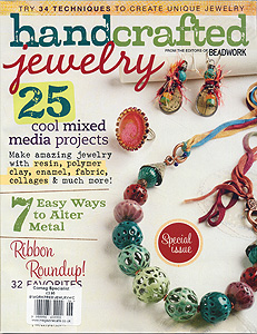 handcrafted jewelry magazine