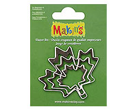 Makins Clay Cutters - Maple Leaf