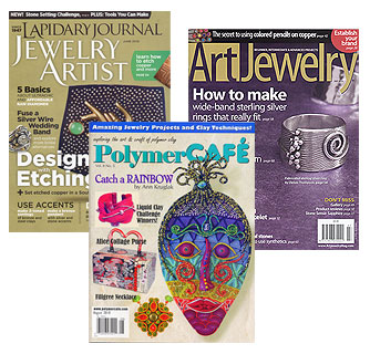 jewellery making magazines