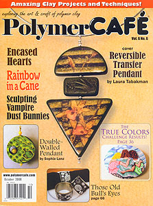polymer cafe magazine october 2008