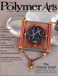 the polymer arts magazine