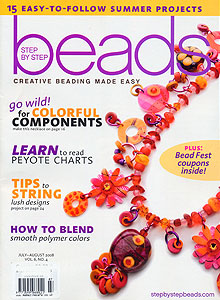 step by step beads magazine