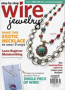 wire jewelry magazine uk