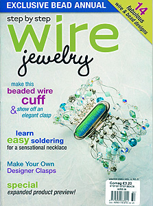 wire jewelry magazine