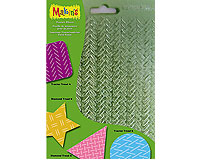 Makins Clay Texture Sheets - Set G