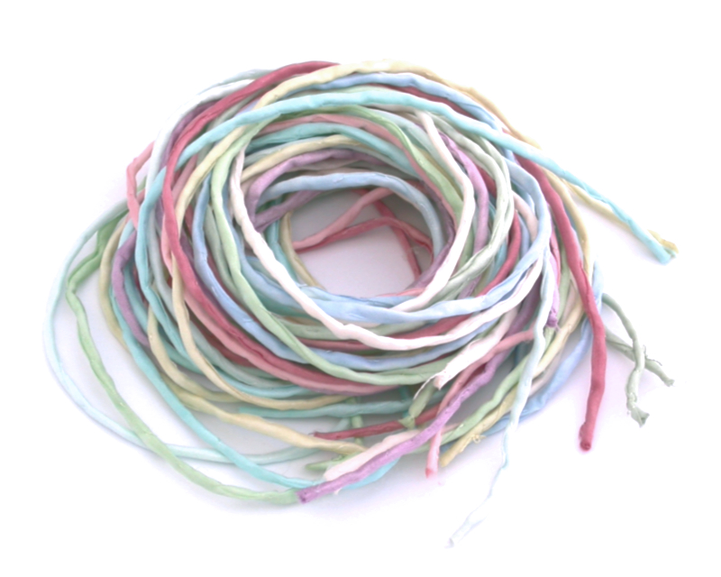 Silk Strings Bundle - Palest Pastels